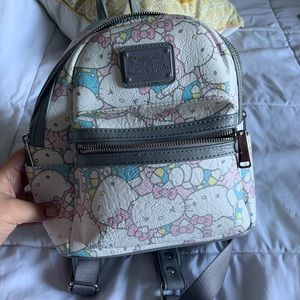 Hello kitty loungefly backpack